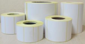Этикетка 100x150 (250 шт.) термо эко (коробка 40 рулонов)
