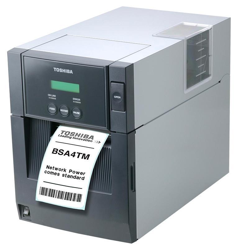 Toshiba B-SA4TM, 203 dpi