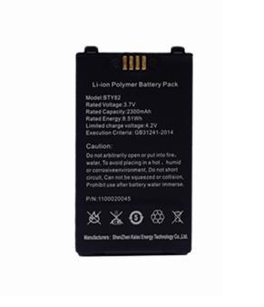 Батарея для MT65, PT60 series, 3.7V 3700mAh