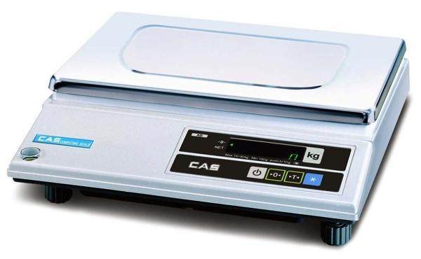 Весы порционные (фасовочные) CAS AD 2.5