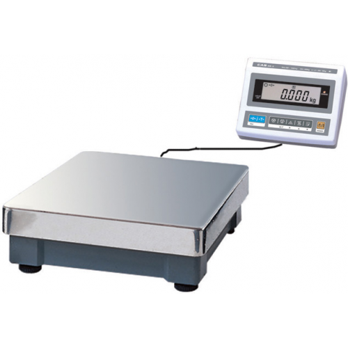 Весы платформенные CAS DB II-150W