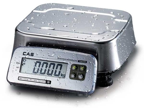 Весы порционные (фасовочные) CAS FW500-6Е