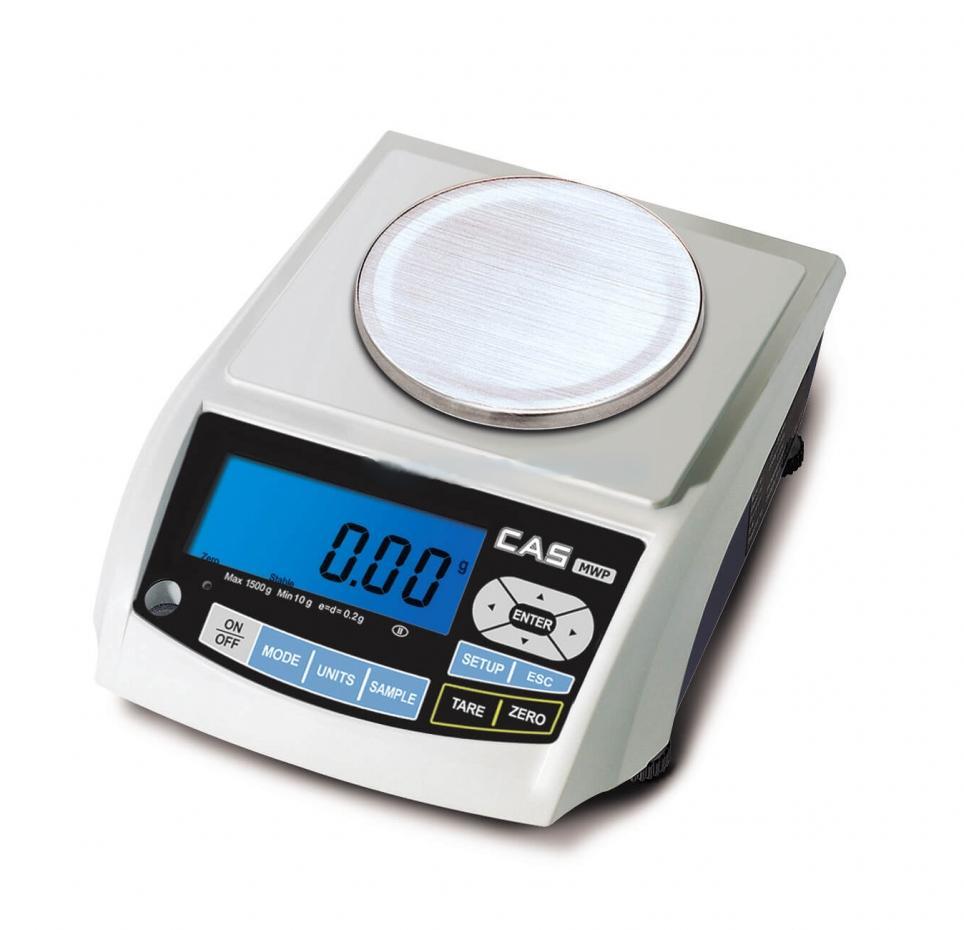 Ювелирные электронные весы CAS MWP-150