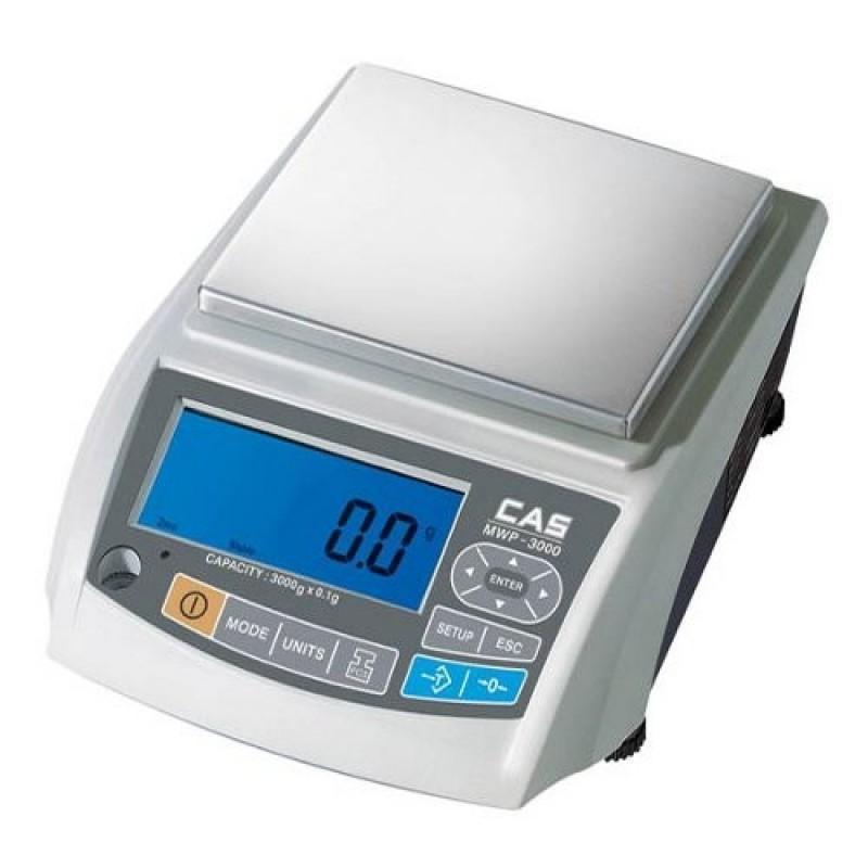 Ювелирные электронные весы CAS MWP-3000
