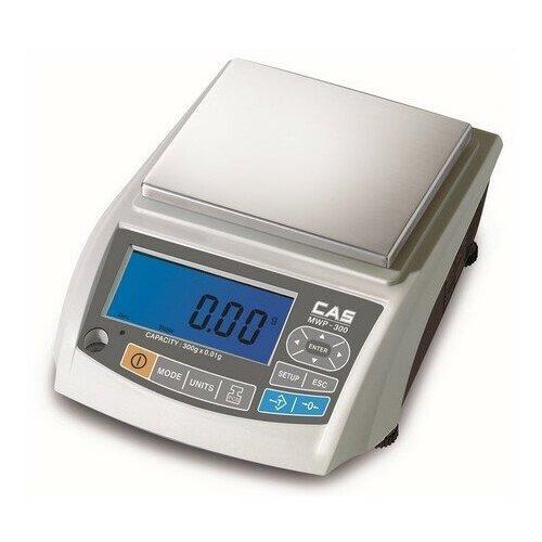 Ювелирные электронные весы CAS MWP-300