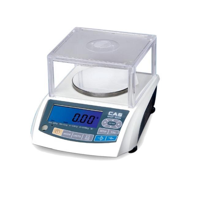 Ювелирные электронные весы CAS MWP-300H