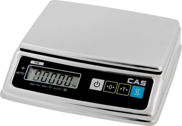 Весы порционные (фасовочные) CAS PW-2H