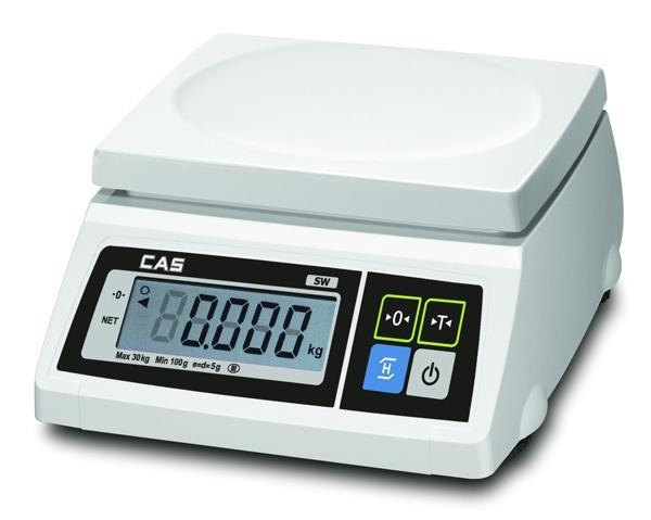Весы порционные (фасовочные) CAS SW-II-5