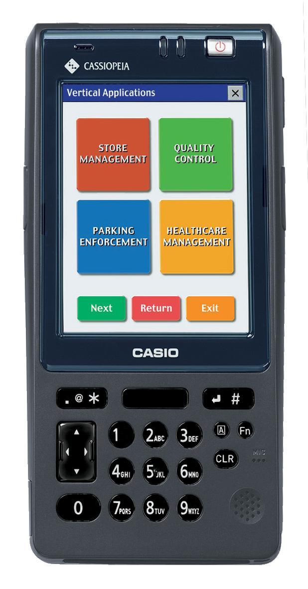 Терминал сбора данных (ТСД) Casio IT-600 M30RC