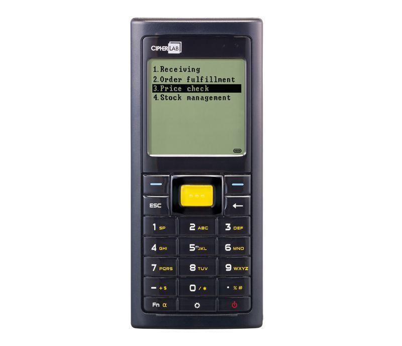 Терминал сбора данных (ТСД) Cipher 8200C