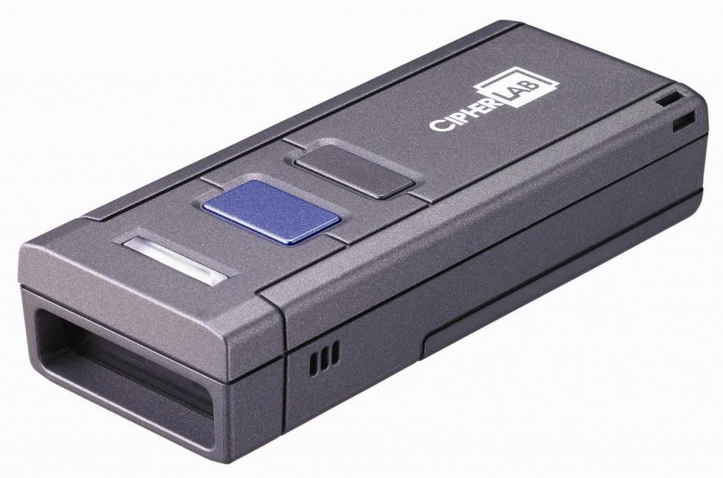 Ручной сканер штрих кода CipherLAB 1661