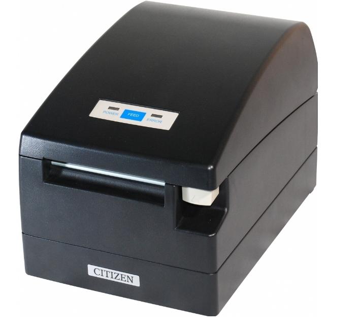 Citizen CT-S2000; USB, Black