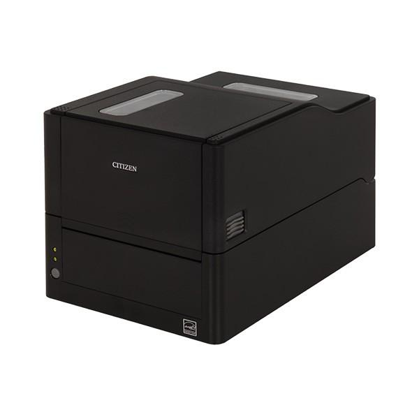Термопринтер этикеток Citizen CL-E321 Printer; LAN, USB, Serial, Black, EN Plug