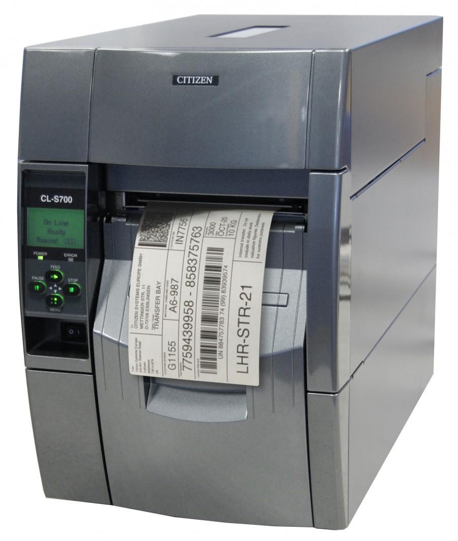Термотрансферный принтер Citizen CL-S703R