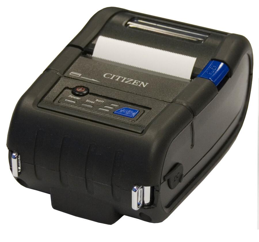 Citizen CMP-20II Printer; Bluetooth (iOS+And), USB, Serial, CPCL/ESC
