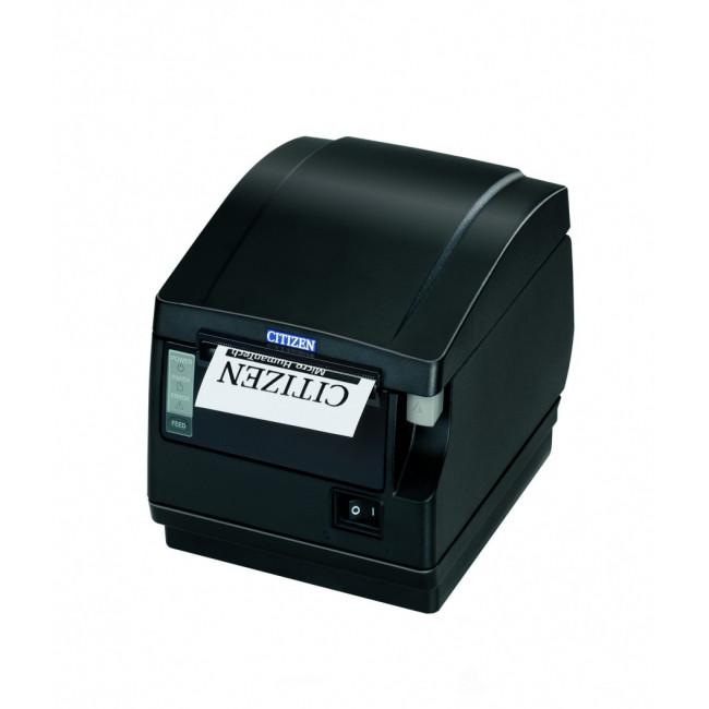 Citizen CT-S651II; No interface, Black
