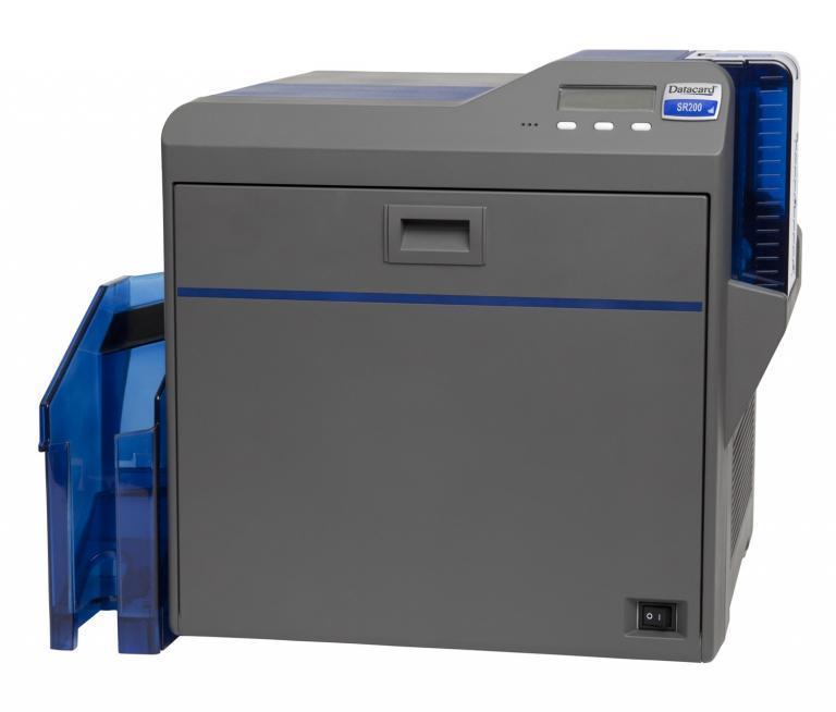 Принтер пластиковых карт Datacard SR200