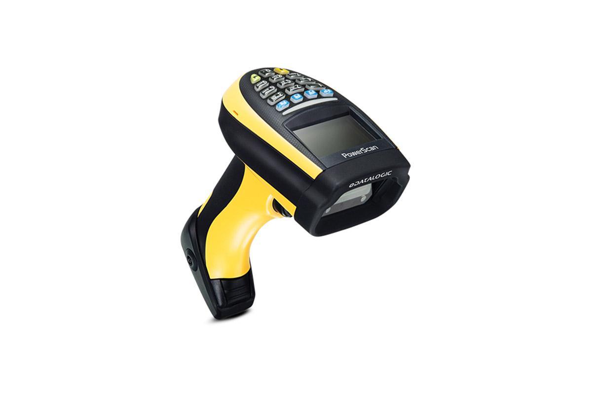 Промышленный сканер штрих кодов Datalogic Powerscan PM9500