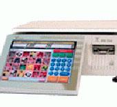 Весы с печатью этикеток DIGI SM-700B