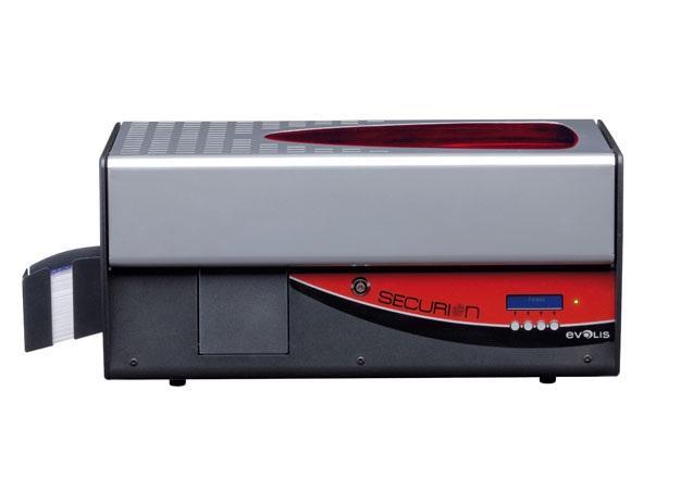 Принтер пластиковых карт Evolis Securion Smart+Contactless