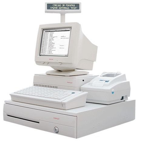 POS терминал ForPOSt 7209 Lite