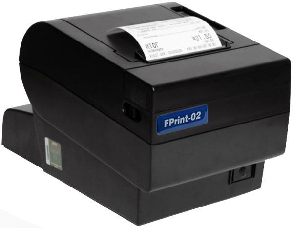 Фискальный регистратор FPrint-02K