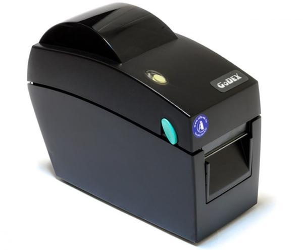 Термопринтер GODEX DT2US (RS-232)