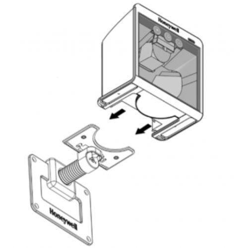 Монтажная пластина  для Honeywell Solaris 7800
