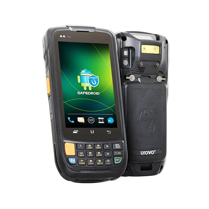 Терминал сбора данных (ТСД) UROVO I6200-SH3S5E000H