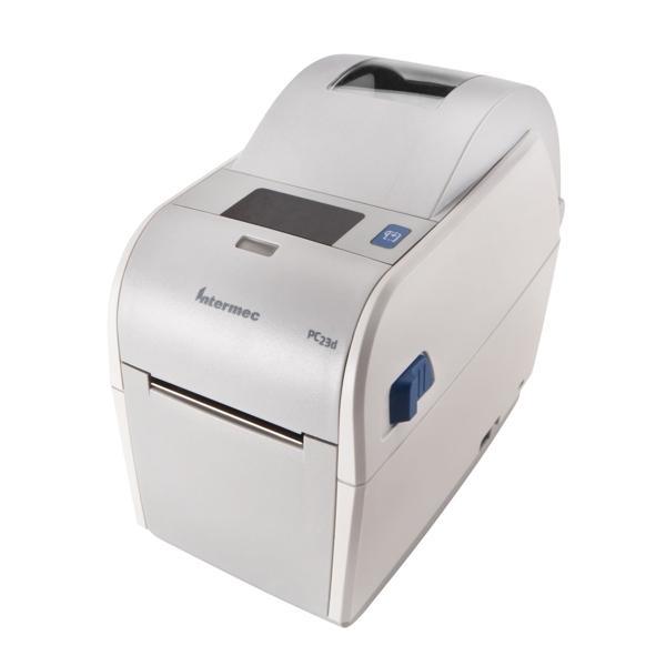 Термопринтер Intermec PС23d, 200dpi, LCD, RFID HF, USB, USB-host