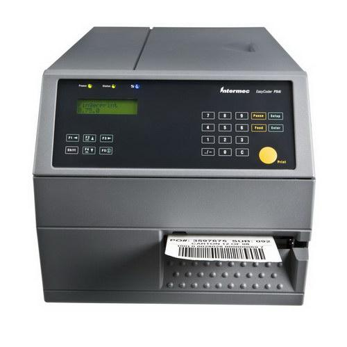 Intermec PX4i, TT, 203dpi, Self Strip, Label Taken Sensor, Ethernet