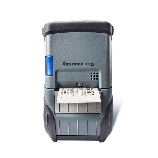 Термопринтер этикеток Intermec PB22 Мобильный принтер USB, RS233, Bluetooth