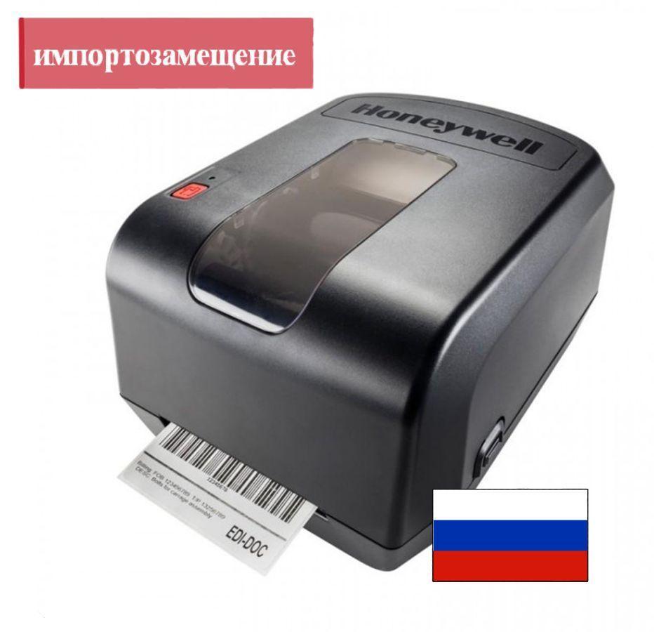TT Принтер Honeywell PC42t Plus, 203dpi, USB+Serial+Ethernet, Российская сборка