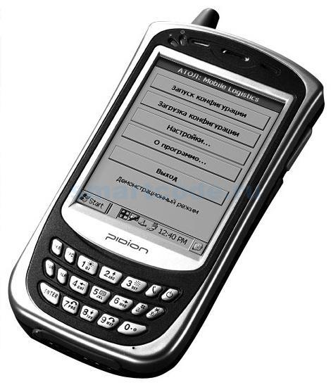 Терминал сбора данных (ТСД) Pidion BIP-5000