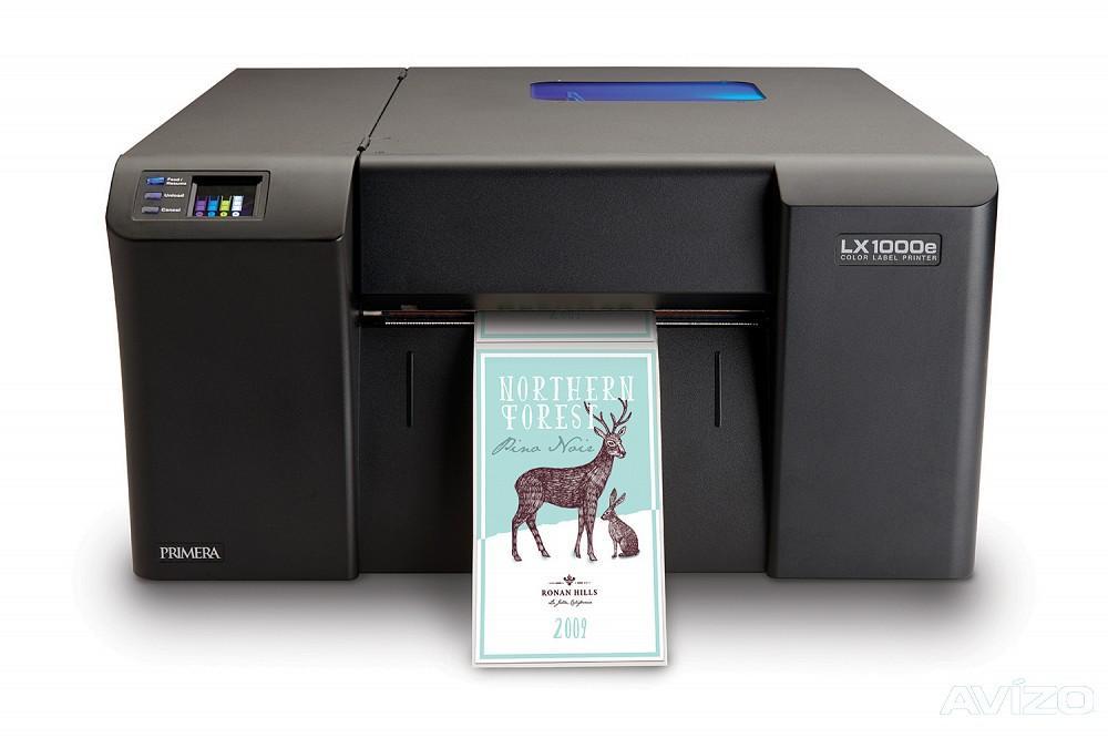 Цветной принтер этикеток Primera LX1000e