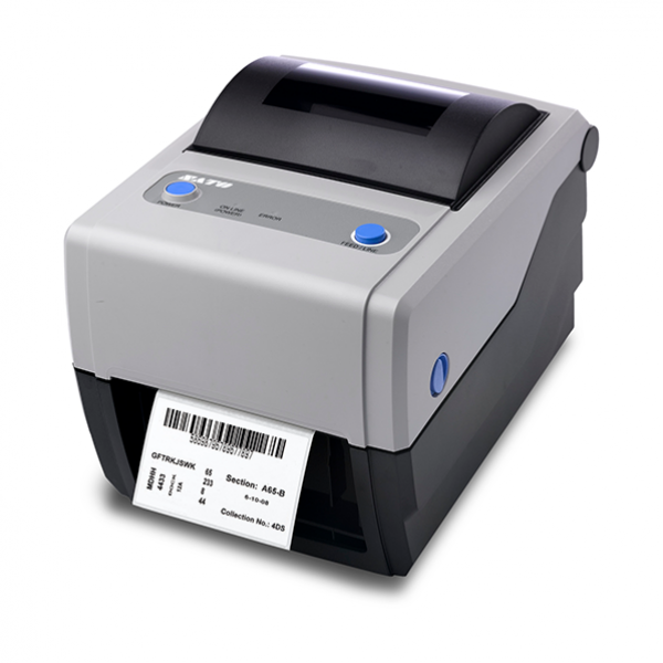 SATO CG408 DT, USB + RS232 Printer, ZPL + SBPL emulation