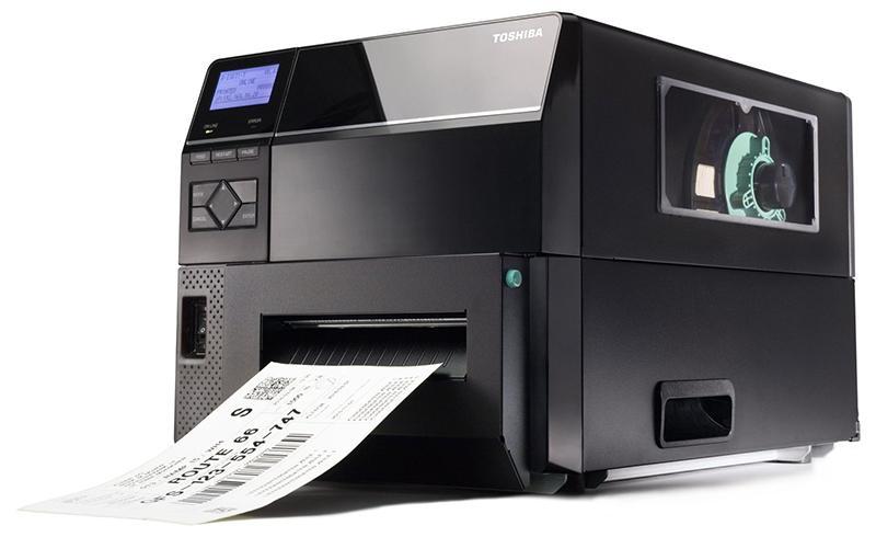 Термопринтер этикеток Toshiba B-EX6T1 (203 dpi)