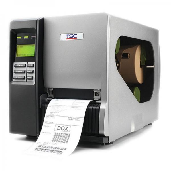 Термотрансферный принтер TSC TTP-2410M Pro
