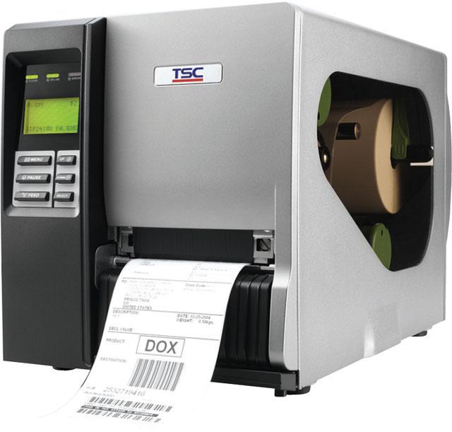 Термотрансферный принтер TSC TTP-246M Plus