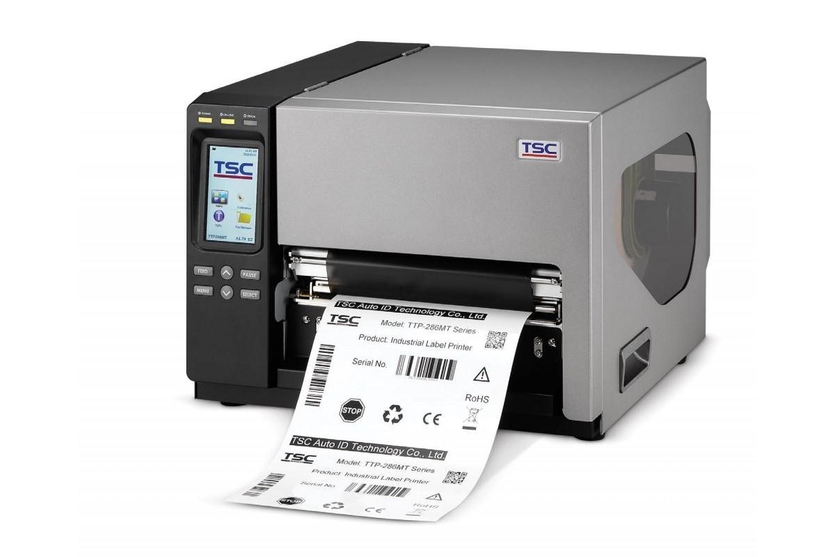 Термотрансферный принтер TSC TTP-384MT