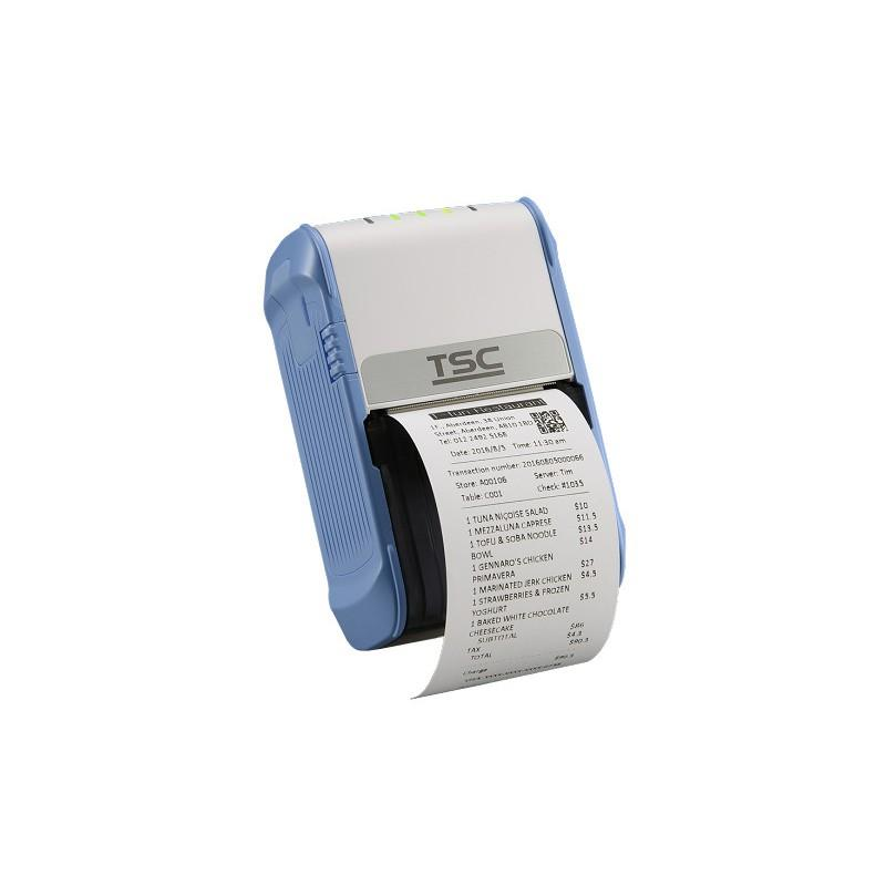 TSC Alpha-2R, 203 dpi, 4 ips + MFi Bluetooth