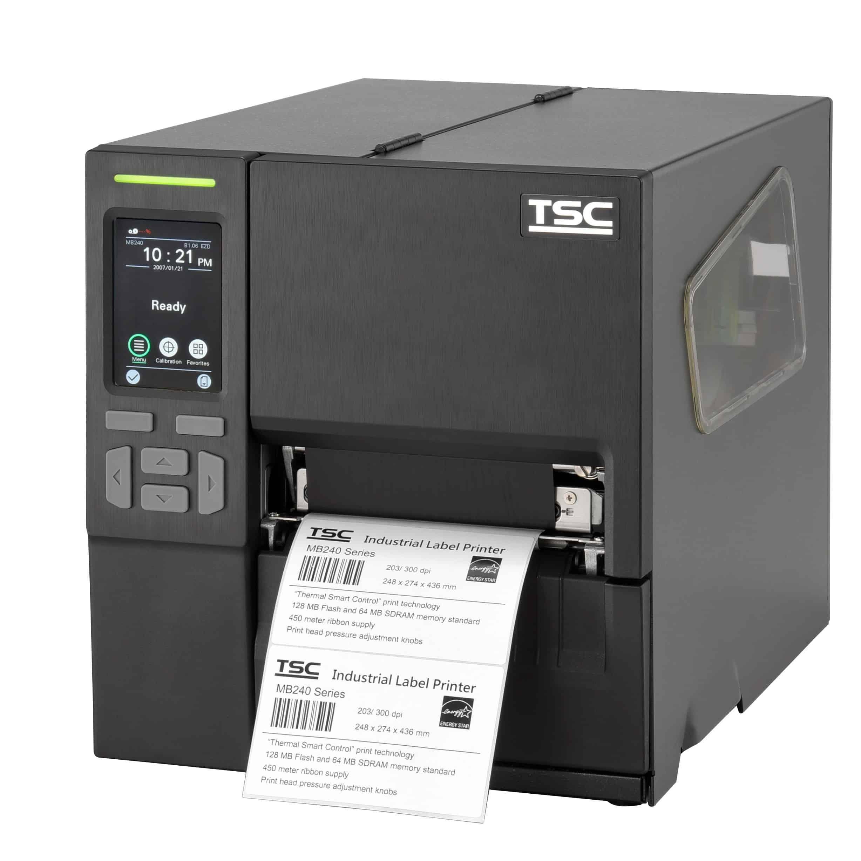 TSC MB340T, 300 dpi, 7 ips