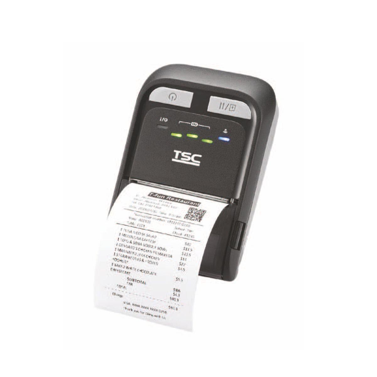 TSC TDM-20, 203 dpi, 4 ips + MFi Bluetooth 5.0