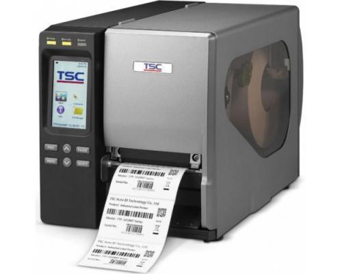 Термотрансферный принтер TSC TTP-346MT, 300 dpi, 10 ips