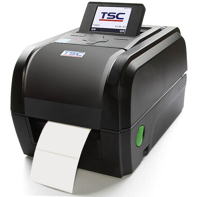 Термотрансферный принтер TSC TX600, 600 dpi, 4 ips + LCD