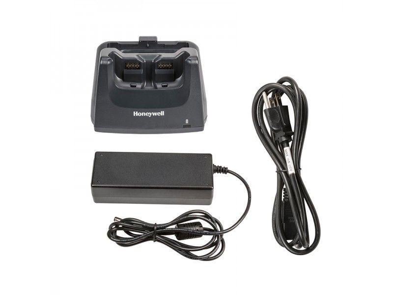 Зарядное устройство (док-станция, блок питания и шнур питания) для ТСД Honeywell  Dolphin CT60