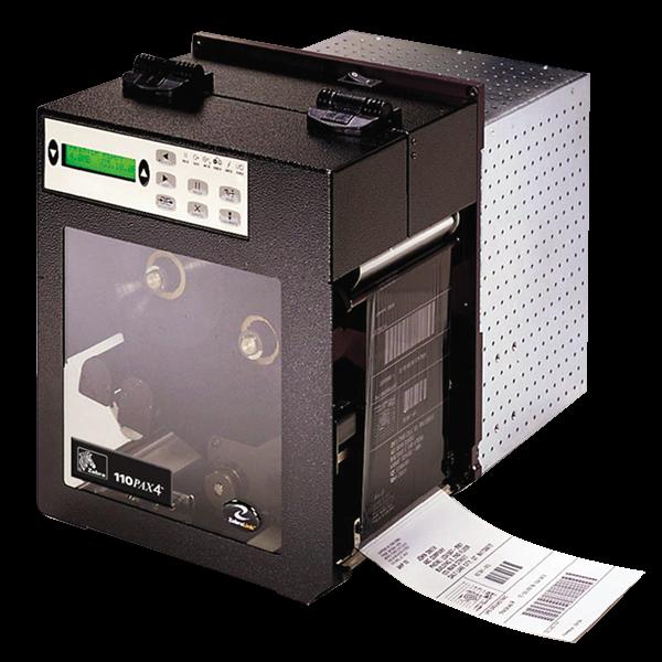 Термотрансферный принтер Zebra 110PAX4