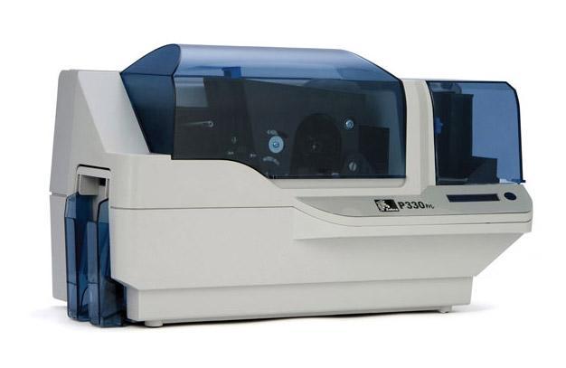 Принтер пластиковых карт Zebra P330m