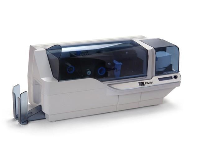 Принтер для пластиковых карт Zebra P430i