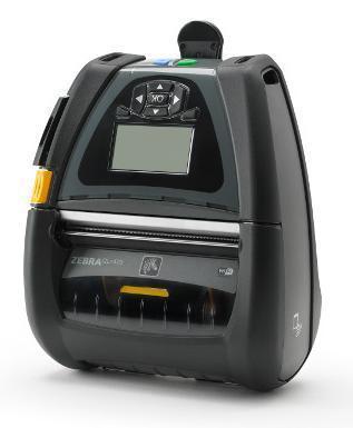 Zebra QLn 420 (ширина печати - 104 мм), 802.11a/b/g/n, Bluetooth 3.0 (Dual Radio), Linerless Platen